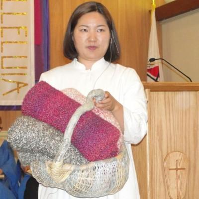 Youngmi Jung Pastor